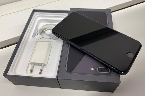 iPhone 8 Plus 256GB, 256GB, Space Gray, bild 1
