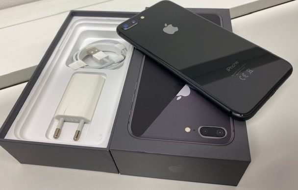 iPhone 8 Plus 256GB, 256GB, Space Gray, bild 2