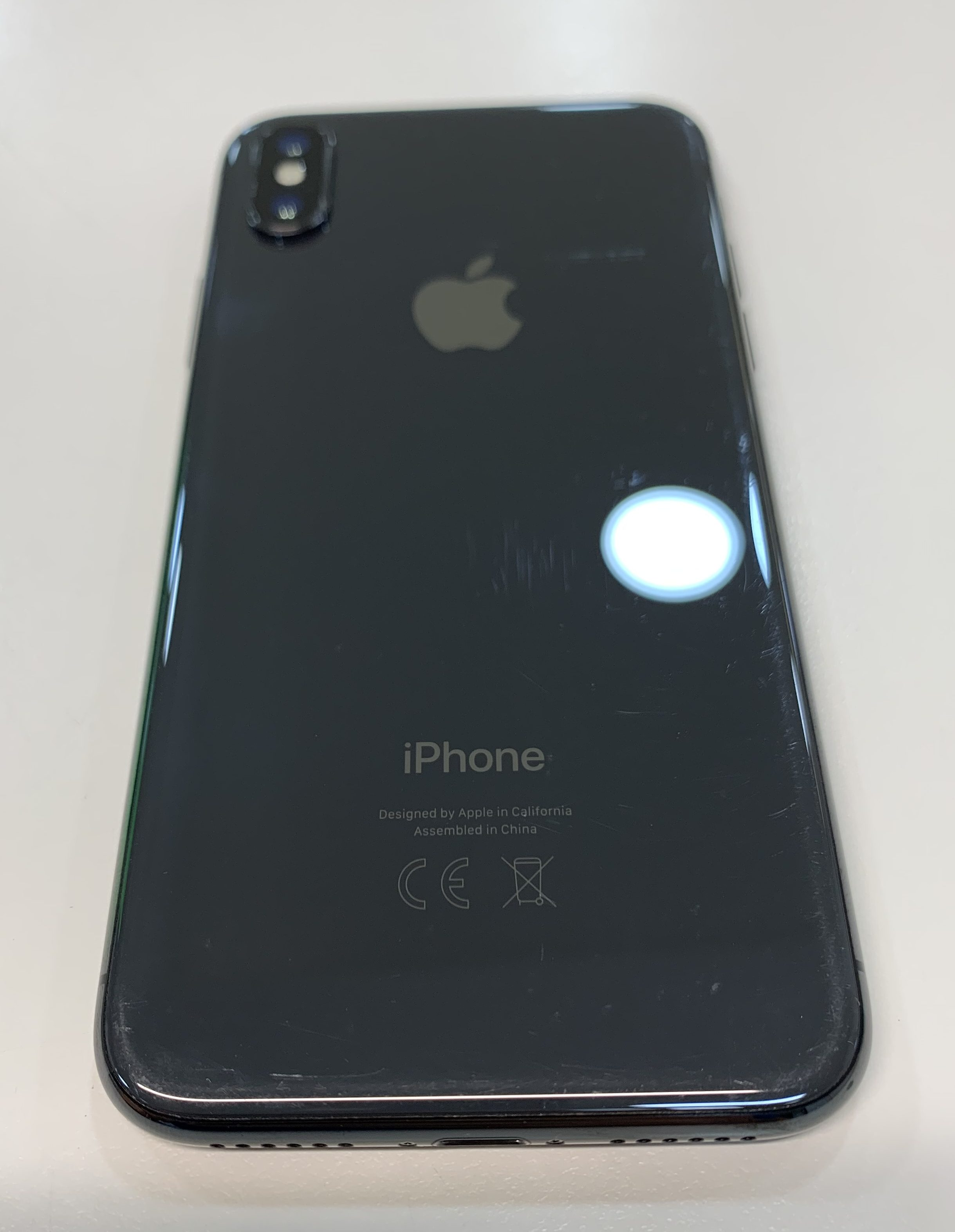 iPhone X 64GB, 64 GB, Space Grey, imagen 2