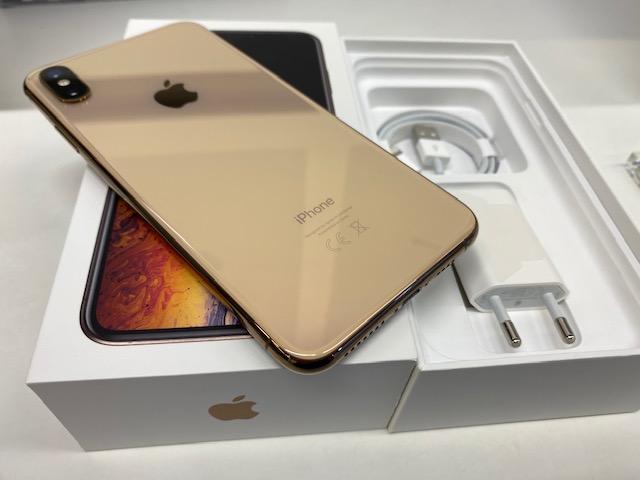iPhone XS Max 512GB, 512GB, Gold, imagen 2